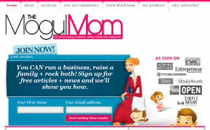Mogul Mom