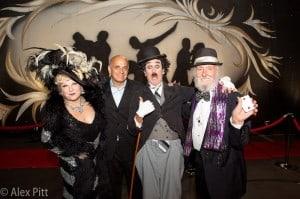 Party Charlie Mae & Chaplin