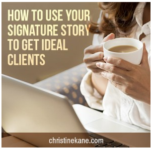 signature story