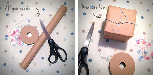 Easy Project Ideas – Bespoke Gift Wrap Trimmings