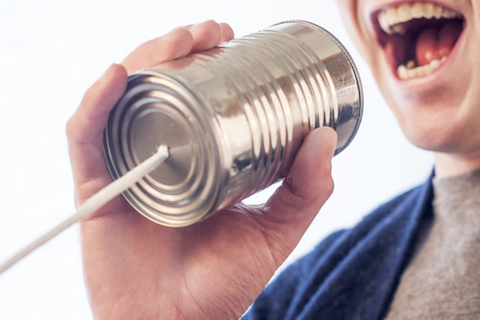 You can communicate effectively