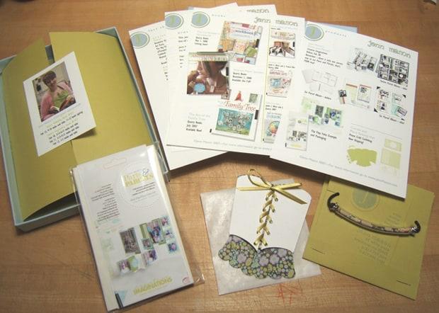 Press kits for bloggers, women entrepreneurs, branding, that WOW!