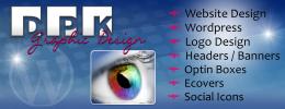 dpk graphic design ad