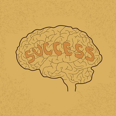 Brain Idea for Success or Inspiration , eps10 vector format