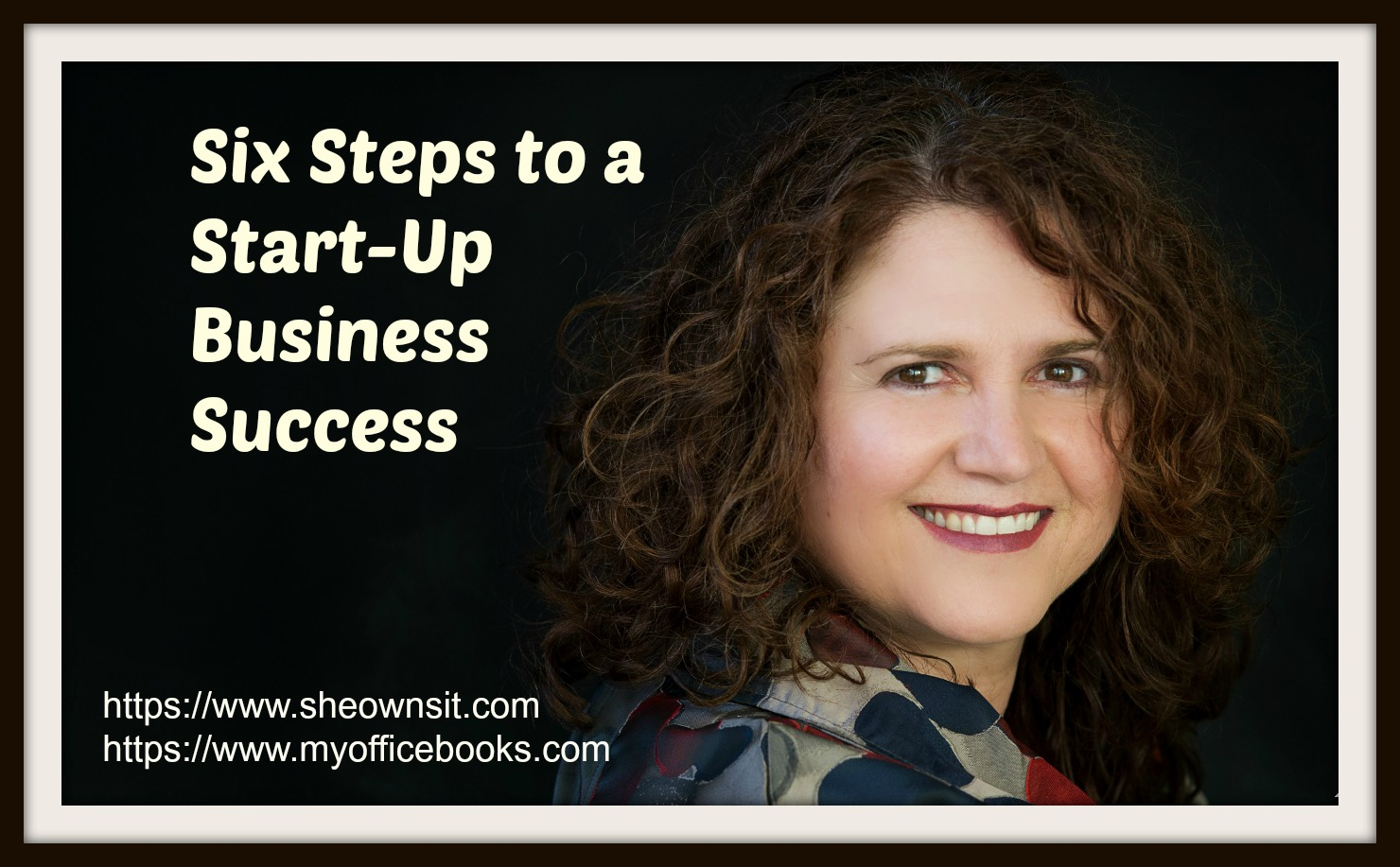 Six Steps to a Start-up Business Success @MyOfficeBooks