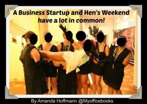 Business Startup vs Hens