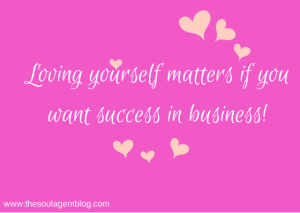 Loving yourself matters if you want (1)