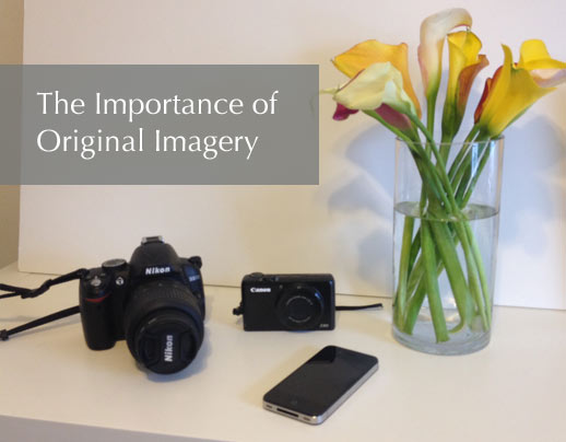 The Importance of Original Imagery