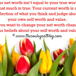 Increase your net worth - Sarupa Shah
