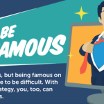 internet famous infographic