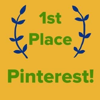 Pinterest Winner