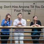 before you hire an employee