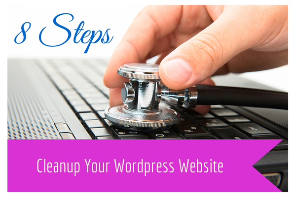 cleanup-wordpress