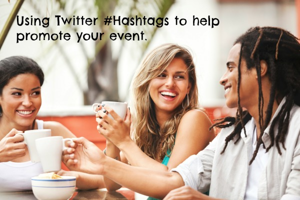 Promoting event on twitter