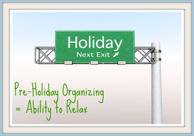 Organize Your Business Before the Holidays So You Can Enjoy Your Time Off