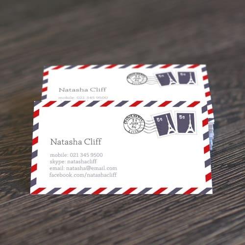 Meet clementinecreat graphic designer for female entrepreneurs clementine creative business card colourmoves