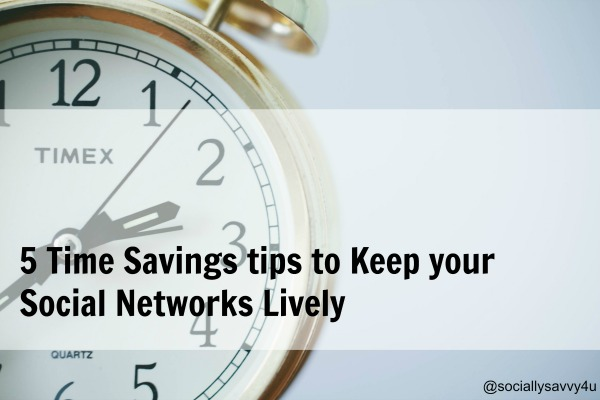 5 time saving tips