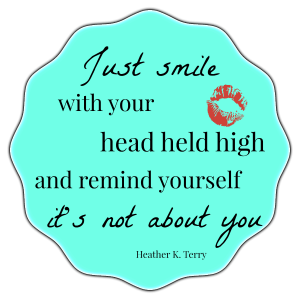 Just Smile - Heather K Terry