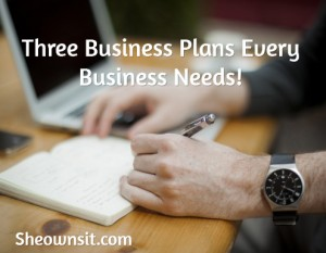 small business plans