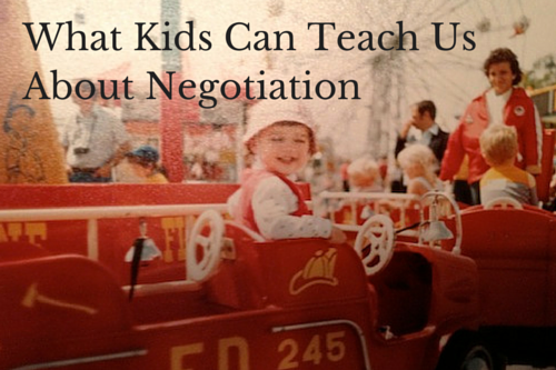 SOI Kids Negotiation