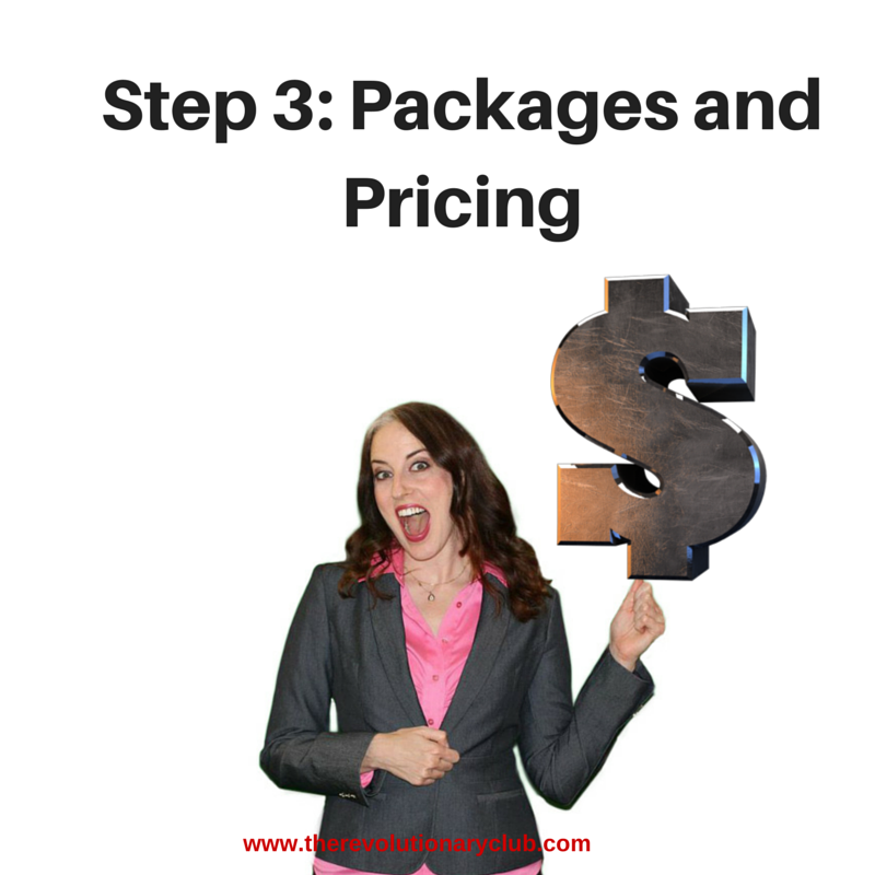 Step 3 To Being A Successful Coach: Nail Your Pricing And Packages