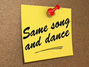 Same Song and Dance