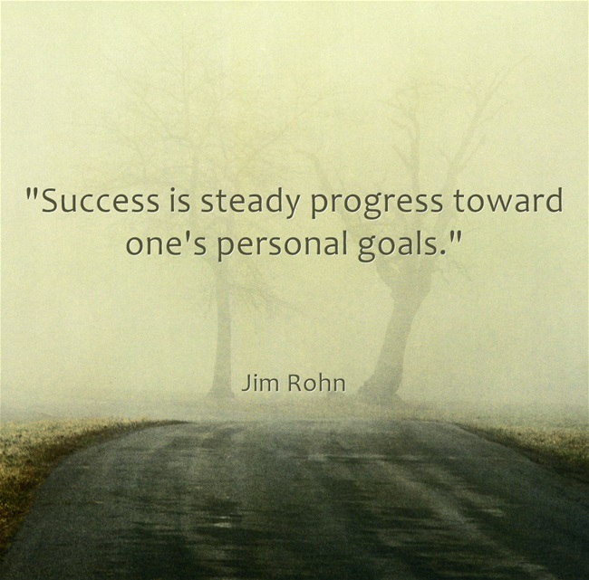 Success-is-steady