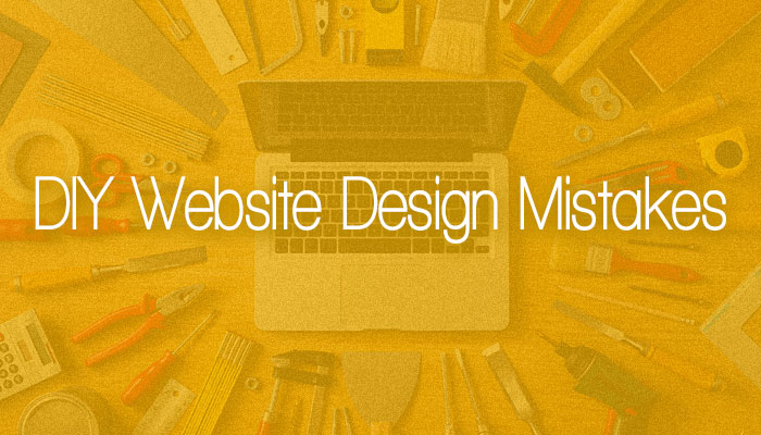 Do-It-Yourself Website Design Mistakes