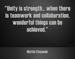 Unity-is-strength-when
