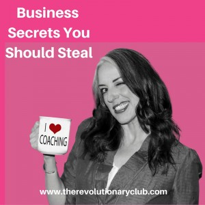 Business Secrets You Should Steal