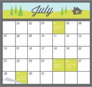 Holiday marketing email calendar explained by Keri Jaehnig of Idea Girl Media for SheOwnsIt.com