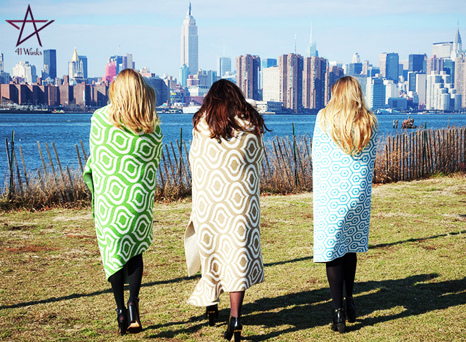 41 Winks_Throw Blankets and NYC