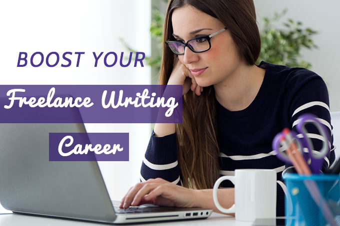 4 Solid Strategies to Boost Your Freelance Writing Career