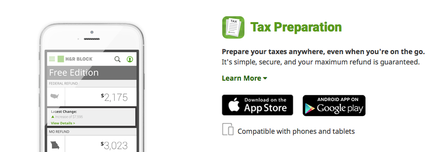 Dear Procrastinator: 4 Apps For Last Minute Tax Filing  You're
