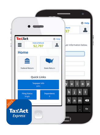 Tax Act App