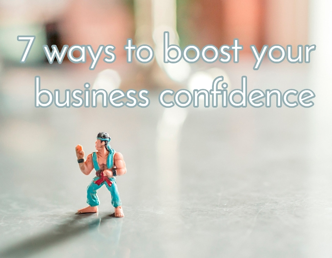 Is your confidence affecting your business?