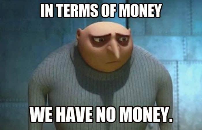 2 money meme