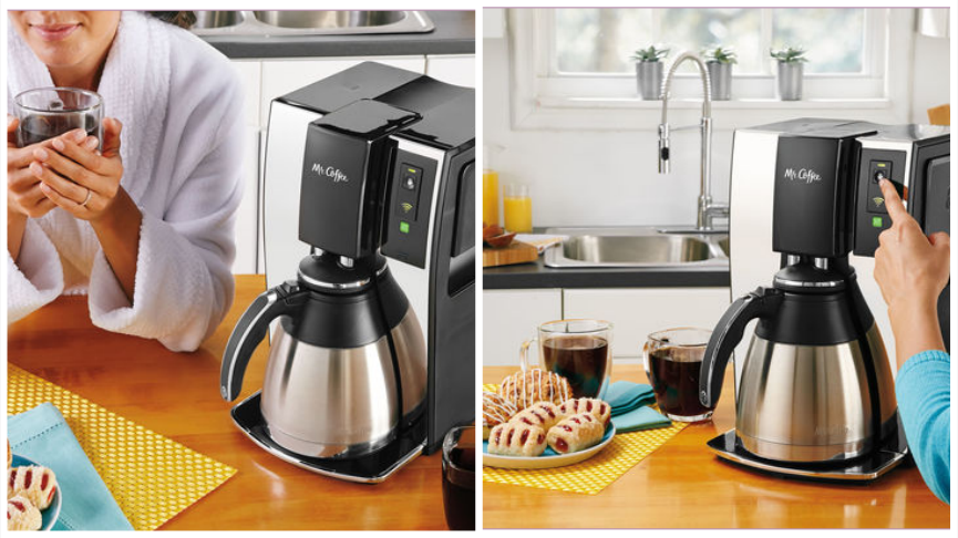 Mr. Coffee Smart Optimal Brew Coffee Maker