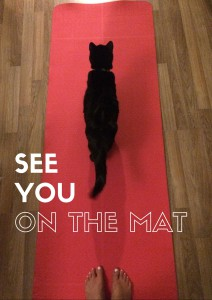 Chendke See You On the Yoga Mat