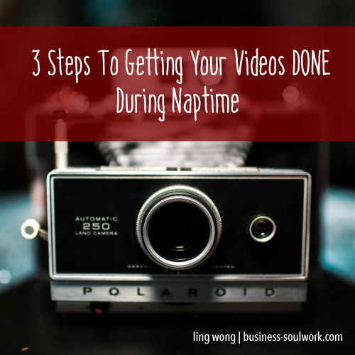 3 Simple Steps to Rock Your Video Marketing in Mommy Gear