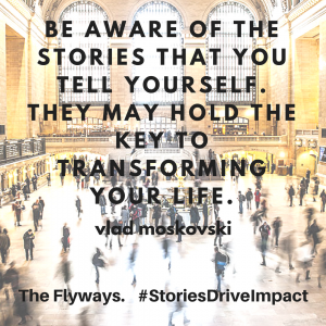 The transformative power of stories on our own lives