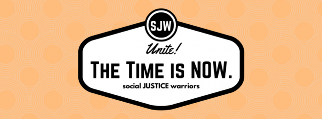 There never was a better time than now for our social justice work.
