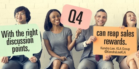Three Fourth Quarter Sales Opportunities to Make Your Quota