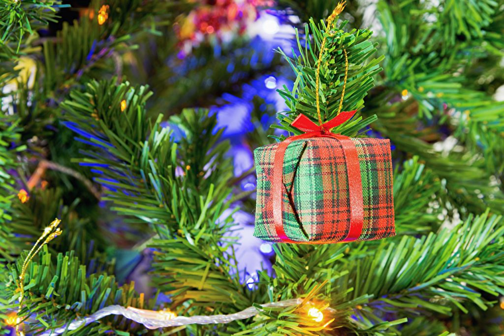 The Christmas Tree and the The Side Hustle