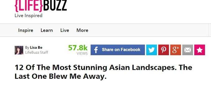 LifeBuzz Headline