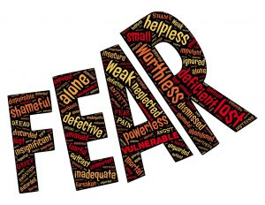 Fear! 5 Fears of Starting or Growing a Business and How to Conquer Them