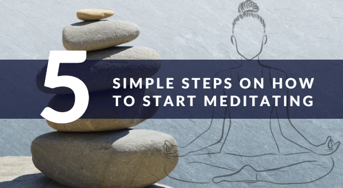 5 Simple Steps On How To Start Meditating picture