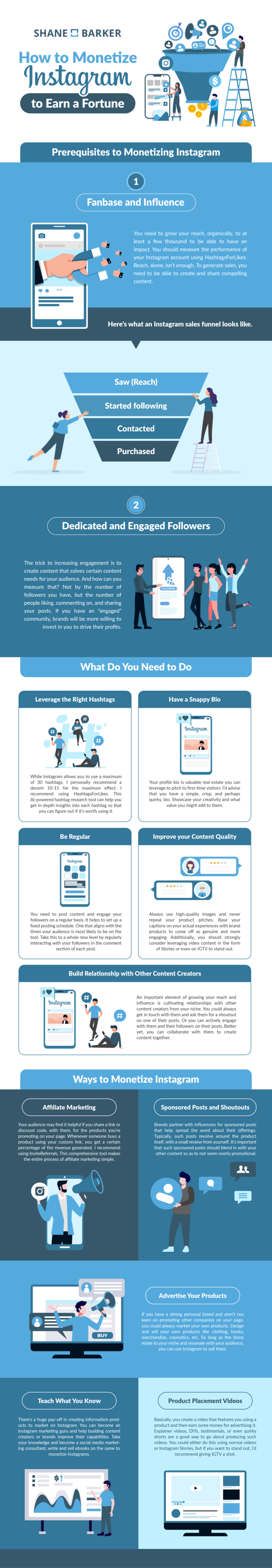 How-to-Monetize-Instagram-to-Earn-a-Fortune-infographic