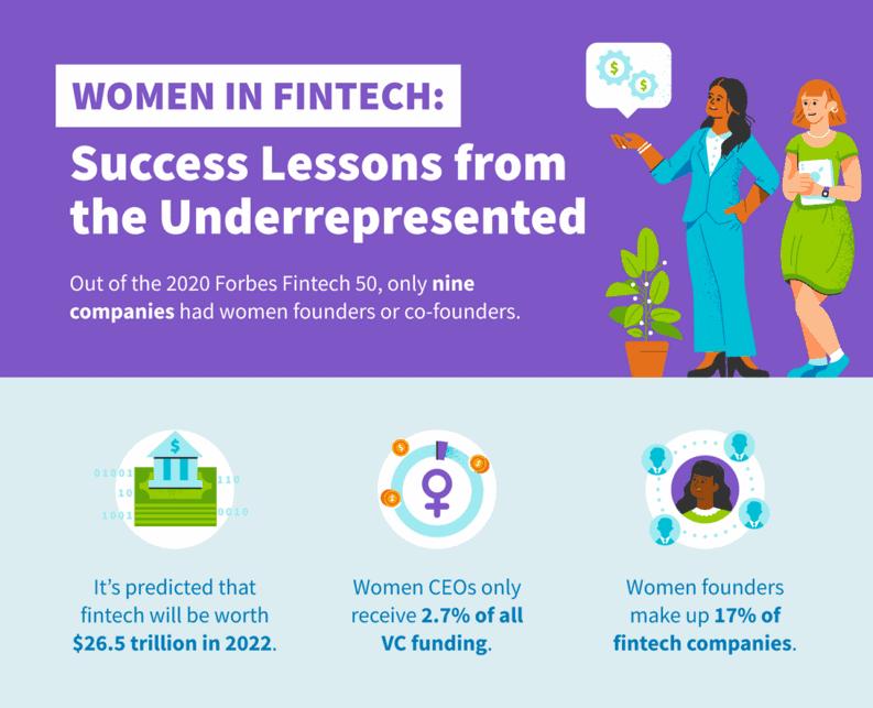 9 Lessons from groundbreaking women in Fintech